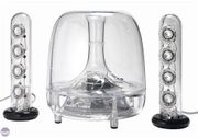 Harman Kardon Soundsticks Anlage wie