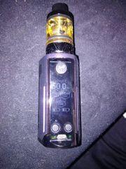 E-Zigarette Steamax