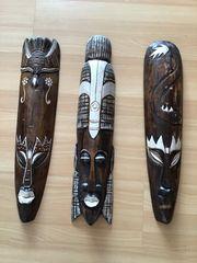 Holzmasken