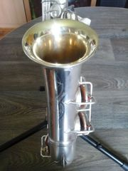 Conn 6M VIII Altsaxophon naked
