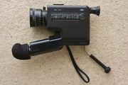 Super 8 Tonfilmkamera Nizo integral