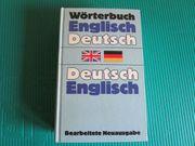 Wörterbuch Englisch Deutsch wie neu