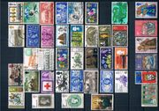 40 Sondermarken aus England GB