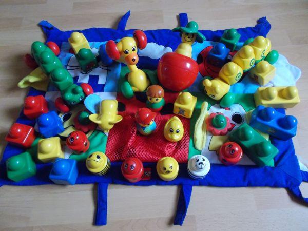 32 Teiliges Lego Primo Apfel