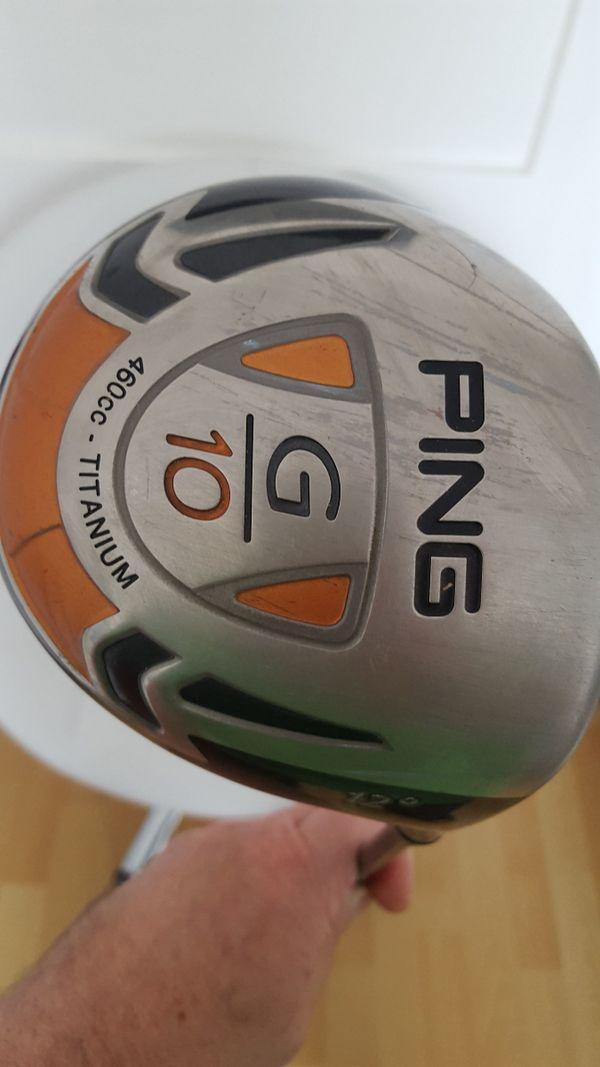 Golfschläger-Grafalloy-Pro-Custom