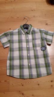 NEU - Jungenhemd Hemd Größe 122