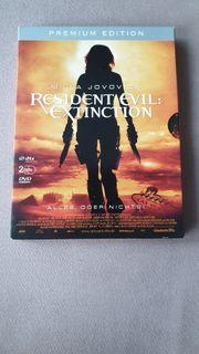 resident evil extinction dvd jovovich