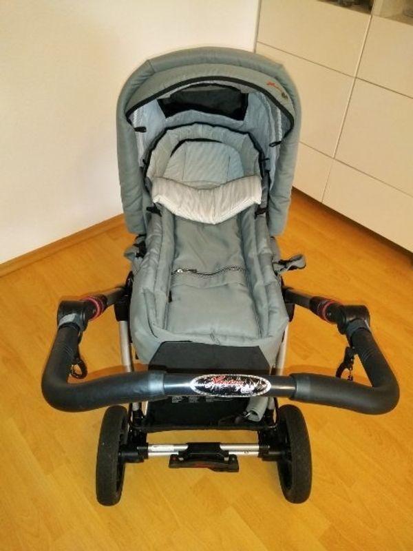 Kinderwagen Hartan Racer GT