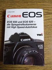 Ratgeber-Handbuch Canon EOS 620 und