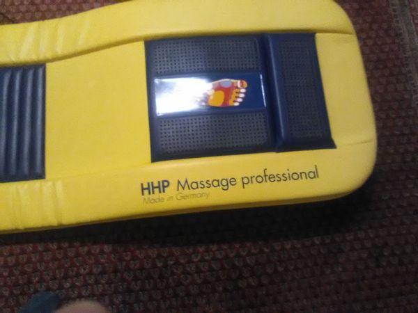 HHP Massageliege Massagematte
