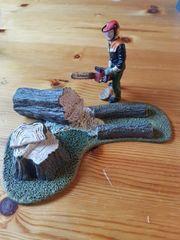 Schleich Holzfäller Set