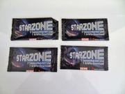 4 Rewe Sammelkarten Starzone original