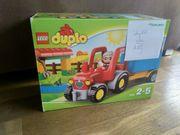 Duplo Lego Traktor Nr 10524