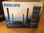 Surroundanlage Philips Home Theatre-System 5