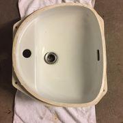 Handwaschbecken rund Keramik
