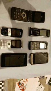 Handys zu verkaufen