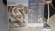 Baby Wippe elektrisch Ingenuity 2-set -