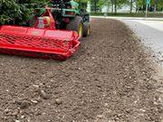 Fräsarbeiten Umkehrfräse Rasen Neuansaat Mähen
