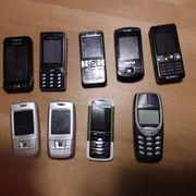 Handy- Konvolut