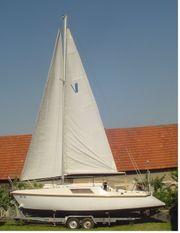 Segelyacht VENUS 22 RVL