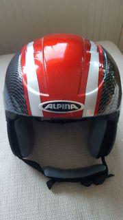 Ski Helm Alpina neuwertig Größe