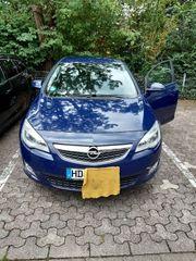 1 4 Opel Astra eco