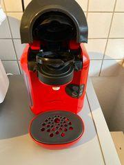 Tassimo Kaffeemaschine Rot