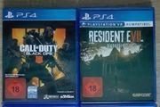PS4 Spiele Paket 2 Spiele