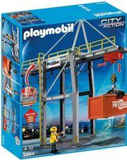 Playmobil 5254 Krananlage