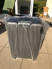 Schalen -Koffer 4Gleitrollen