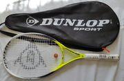 Original Dunlop Tennisschläger