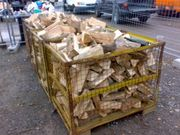 Qualität -Brennholz -Buche -Halbtrocken ca