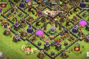 Rth 11 Clash of Clans