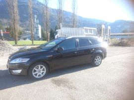 Ford Mondeo, Galaxy - Ford Mondeo