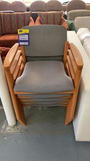 30 Stühle - L14101 Stückpreis