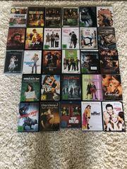 verkaufe DVDs