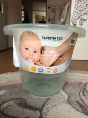 Badeeimer für Baby