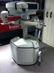 Graviermaschine Gravograph IS400 CNC gesteuert