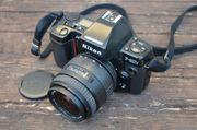 Nikon 801s