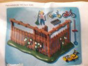 Playmobil 4280 - Fahrradständer mit Zaun - Playmobil