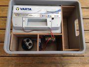 Varta Versorgungsbatterie 12V 75Ah mit