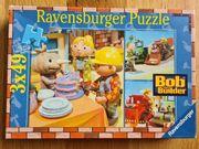 Ravensburger Puzzle Bob der Baumeister