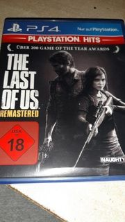 verkaufe the last of us