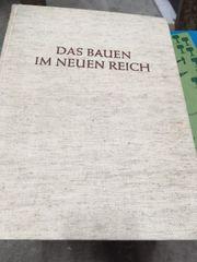 Das Bauen im Neuen Reich