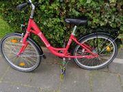 Zündapp Mädchen fahrrad 24 zoll