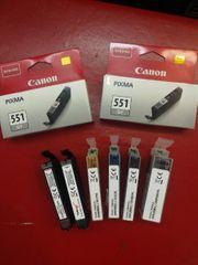 Canon Druckerpatronen Pixma 551