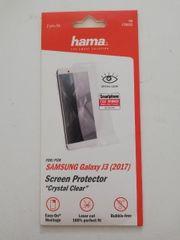 Hama Samsung Galaxy Display Schutzhülle