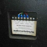 Altec Big Red Studio-Monitore mit