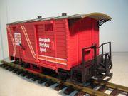 LGB 4031 FHS Güterwaggon in