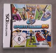 Sports Island DS Nintendo DS